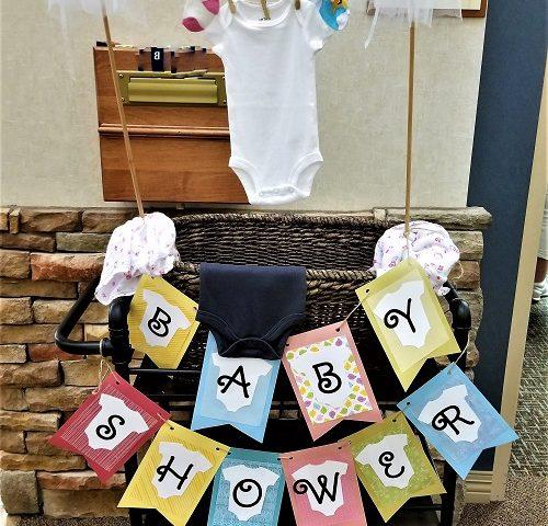 décoration babyshower à Nice